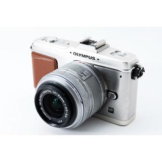 OLYMPUS - ★良上品★オリンパス OLYMPUS E-P2 レンズセット