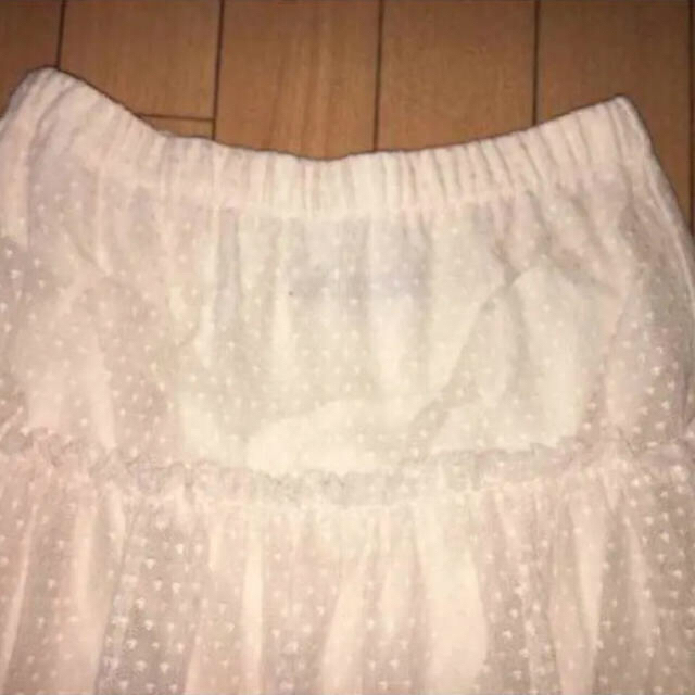 ZARA(ザラ)のZARA レーススカート レディースのスカート(ひざ丈スカート)の商品写真