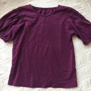 GU - 女の子 Tシャツ