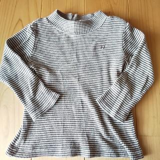 エーアーベー(eaB)の【同梱無料】nouエーアーベー タートルネック 90(Tシャツ/カットソー)