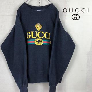 Gucci - 80s SOFFE GUCCI ブート スウェット|グッチ トレーナー
