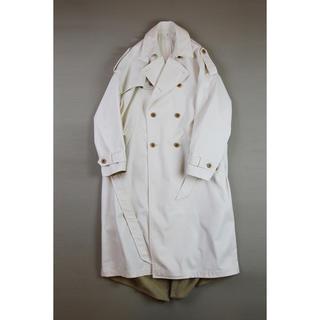 ファブリックバイカズイ Convertible trench coat