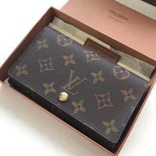 LOUIS VUITTON - 再出品 新品未使用品正規品ルイヴィトンL字ファスナー 折財布