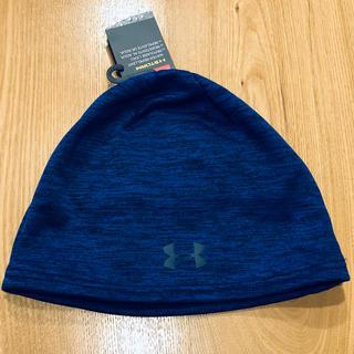 アンダーアーマー(UNDER ARMOUR)のアンダーアーマーUNDER ARMORニット帽新品未使用タグ付き(ニット帽/ビーニー)