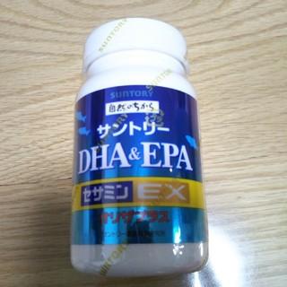 サントリー(サントリー)のサントリー DHA&EPA  セサミンEX オリザプラス(ビタミン)