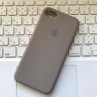 Apple - 箱なし iPhone7 iPhone8 ペブル シリコーン シリコン 純正