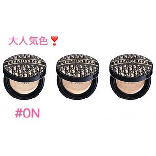 Dior - 完売色★ ディオールスキン フォーエヴァー クッション #0N(限定品)