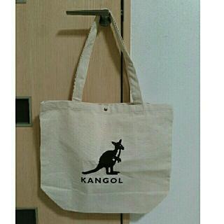 カンゴール(KANGOL)のカンゴール トートバック(トートバッグ)
