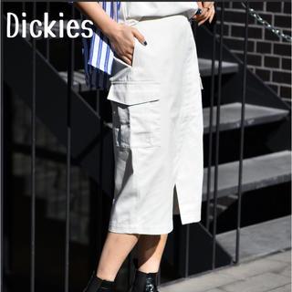 ディッキーズ(Dickies)のDickies カーゴスカート(ロングスカート)