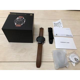 HUAWEI WATCH GT2 Classic おまけ付き(腕時計(デジタル))