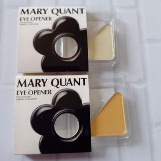 MARY QUANT - 新品 マリークワント アイカラー アイシャドウ アイオープナー マリクワ コスメ