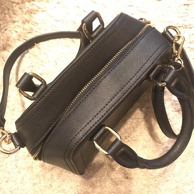 CECIL McBEE(セシルマクビー)のCECIL Mc BEE セシルマクビー バック カバン 黒 レディースのバッグ(トートバッグ)の商品写真