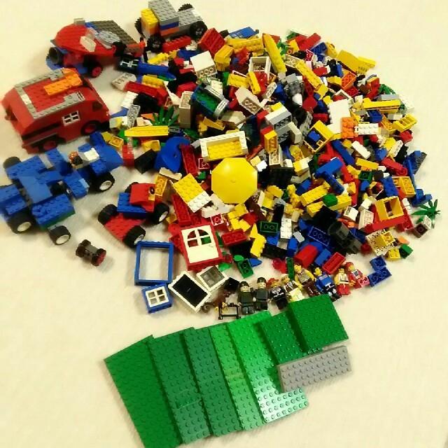Lego(レゴ)のLEGO   レゴ パーツセット  まとめ売り キッズ/ベビー/マタニティのおもちゃ(知育玩具)の商品写真