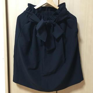 テチチ(Techichi)の♡Techichi(テチチ)スカート♡リボン(ひざ丈スカート)
