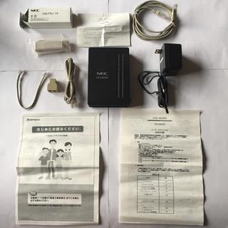 エヌイーシー(NEC)のNEC VF200F6 VDSLモデム (その他)