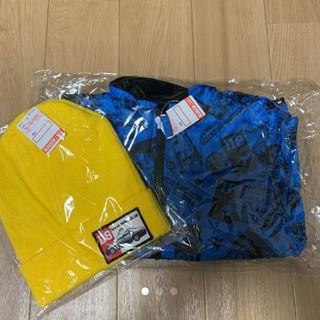 しまむら - トミカジャンパー&ニット帽 110㎝