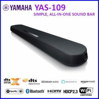 ヤマハ - YAMAHA フロントサラウンドシステム YAS-109