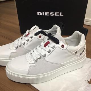 DIESEL - ディーゼル スニーカー ホワイト