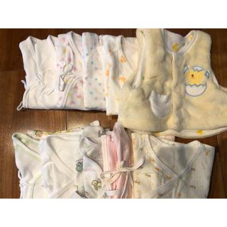 Combi mini - 新生児 短肌着