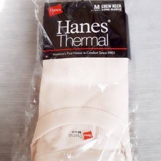ヘインズ(Hanes)のヘインズ  ロンT 2枚(Tシャツ/カットソー(七分/長袖))