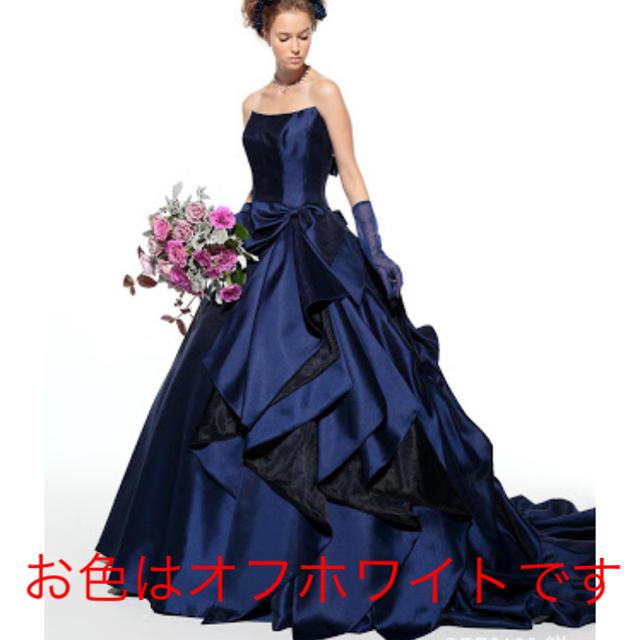 Vera Wang(ヴェラウォン)の値下交渉可⭐︎極美品【定価約40万】クチュールナオコ リボンドレス⭐︎ レディースのフォーマル/ドレス(ウェディングドレス)の商品写真