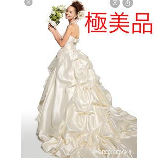 Vera Wang - 超美品【定価約40万】豪華!高級感!クチュールナオコ リボンドレス⭐︎