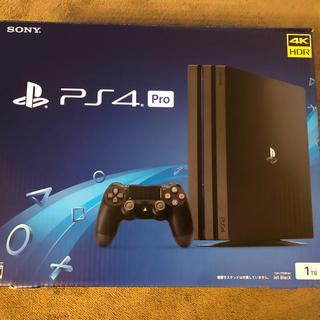 PlayStation4 - PlayStaion4 PRO 1TB CUH-7100B B01 新品未使用