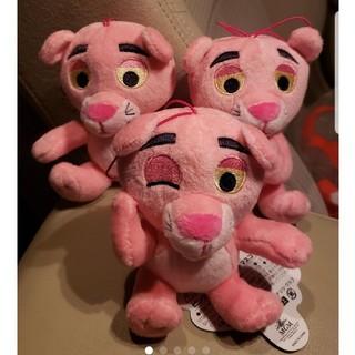 【全3種】ピンクパンサー キュートマスコット