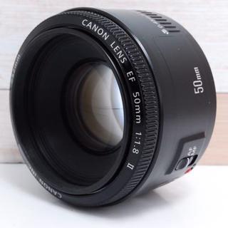 Canon - 【超人気】Canon 単焦点 50mm f1.8