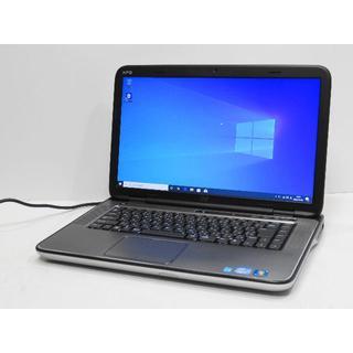デル(DELL)のXPS L502X Core i7 2630MQ 2.0G(ノートPC)