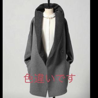 JEANASIS - jeanasis BIGフード ショール コート