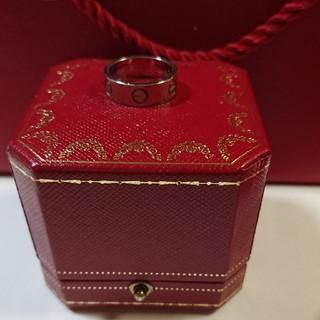 カルティエ(Cartier)のカルティエ(リング(指輪))