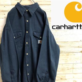 carhartt - *カーハート*長袖シャツ*ワークシャツ*FRライン*Mサイズ*