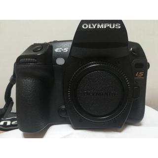 オリンパス(OLYMPUS)のOlympus オリンパス E-5(デジタル一眼)