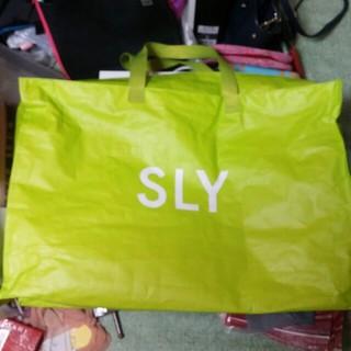 スライ(SLY)のSLY 袋(ショップ袋)