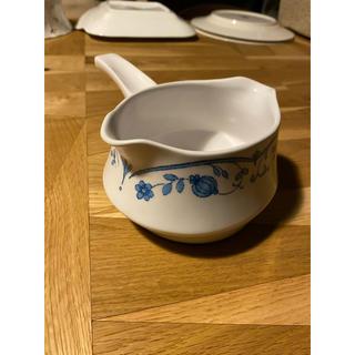 ノリタケ(Noritake)の昭和レトロ ノリタケ プログレッション ミルクパン 食器 クリーマー 陶器(食器)