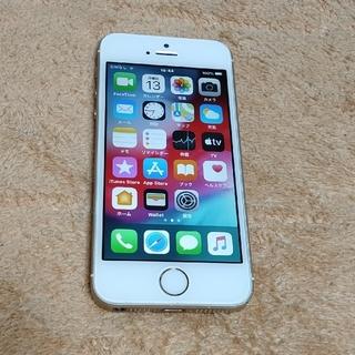 Apple - iPhone SE 32GB SoftBank ゴールド