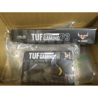 エイスース(ASUS)のTUF Gaming M5 と TUF Gaming P3(PC周辺機器)