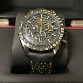 オメガ(OMEGA)のオメガスピードマスターダークサイドオブムーンアポロ8号(腕時計(アナログ))