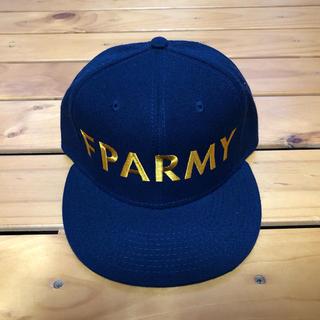 ダブルタップス(W)taps)のFPARMY CAP(キャップ)