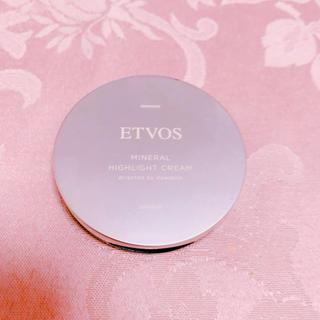 エトヴォス(ETVOS)の専用!etvos エトヴォス クリーム ハイライト(フェイスカラー)