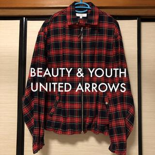 ビューティアンドユースユナイテッドアローズ(BEAUTY&YOUTH UNITED ARROWS)のBEAUTY & YOUTH UNITED ARROWS ブルゾン(ブルゾン)