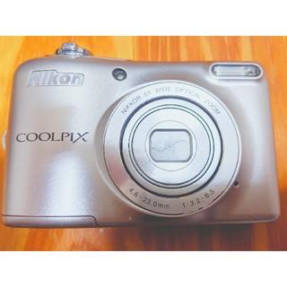 Nikon - Nikon coolpix L30  シルバー