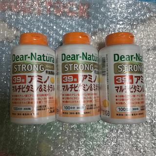 アサヒ(アサヒ)のマルチビタミン&ミネラル39種新年感謝価格(アミノ酸)