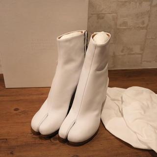 Maison Martin Margiela - 新品100%本物Maison Margiela【35.5】足袋ブーツ tabi