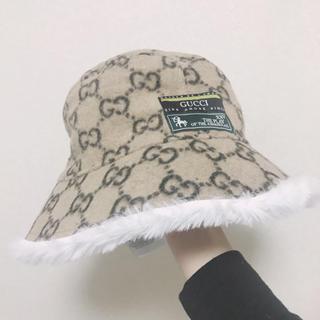 Gucci - GUCCI  キャスケット 帽子