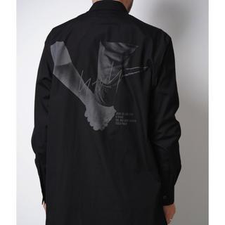 Yohji Yamamoto - yohji yamamoto 20ss 手繋ぎスタッフシャツ ヨウジヤマモト