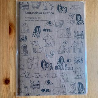 リサラーソン(Lisa Larson)のリサラーソン ノート A5(ノート/メモ帳/ふせん)