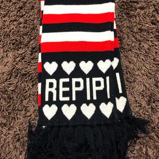 レピピアルマリオ(repipi armario)のrepipi armario マフラー(マフラー/ショール)