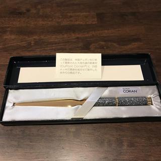 デュポン(DuPont)のデュポン ペーパーナイフ(金属工芸)